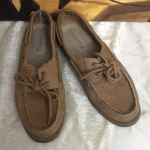 Sperry loafer type shoes 7M **See pic 8